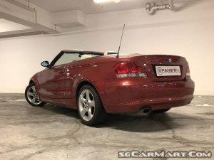 BMW 1 Series 120i Cabriolet (COE till 04/2029)