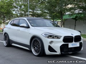 Used Bmw X2 Sdrive20i M Sport X Moonroof Car For Sale In Singapore