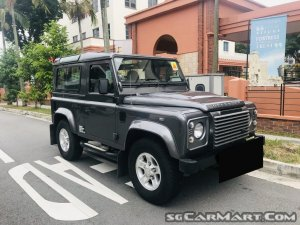 Land Rover Defender 90 XS Hardtop
