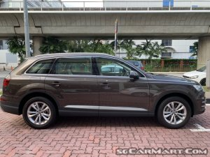 Used Audi Q7 2 0A TFSI Quattro Tip Car for Sale In Singapore