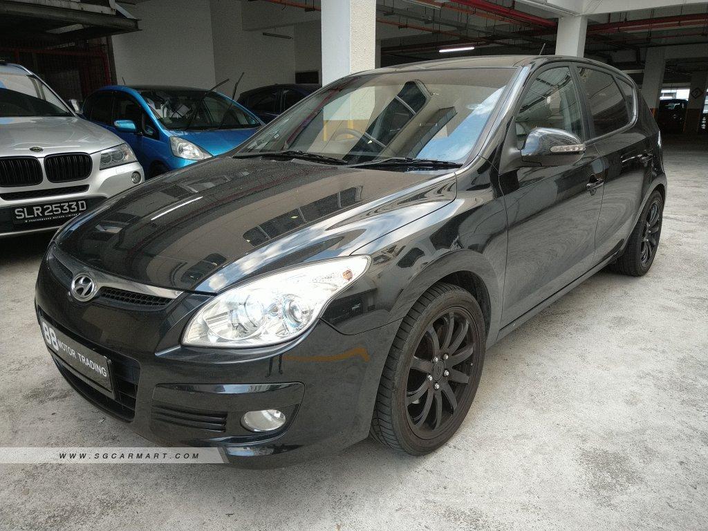Hyundai i30 1.6A Sunroof (New 5-yr COE)