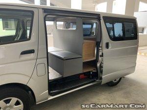 Toyota Hiace 3.0A DX