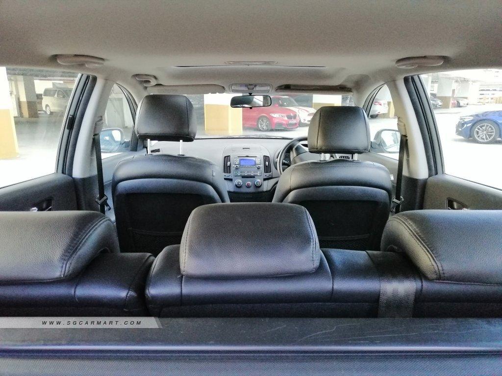 Hyundai i30 Wagon 1.6A Sunroof (New 5-yr COE)
