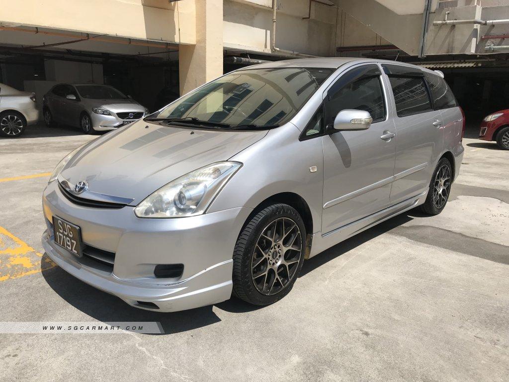 Toyota Wish 1.8A (COE till 06/2028)