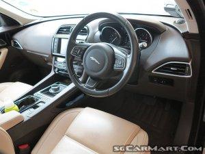 Jaguar F-PACE 3.0A V6 Supercharged Prestige