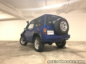 Suzuki Vitara 1.6A JLX (COE till 03/2029)