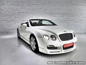 Bentley Continental GT Convertible 6.0A (COE till 03/2028)