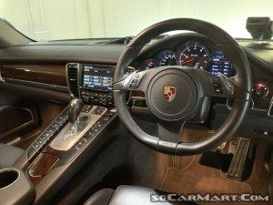 Porsche Panamera Turbo 4.8A PDK (New 10-yr COE)