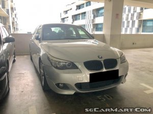 Used Bmw 525i Car For Sale In Singapore 360 Vr Cars Sgcarmart