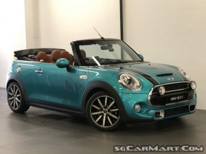 Used Mini Cooper S Cabriolet 20a Car For Sale In Singapore