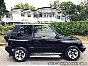 Suzuki Vitara 1.6A JLX (New 10-yr COE)