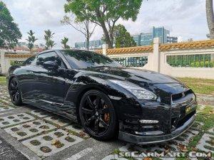 Nissan GTR 3.8A (COE till 04/2029)