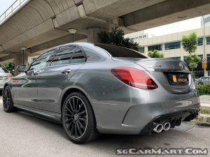 2019 Mercedes-Benz C-Class C43 AMG 4MATIC Photos & Pictures