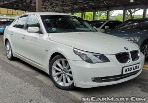 Used Bmw 5 Series 525i Xl Car For Sale In Singapore Kao Lian