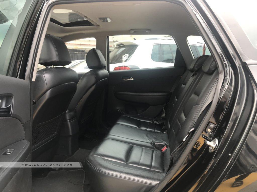 Hyundai i30 Wagon 1.6A Sunroof