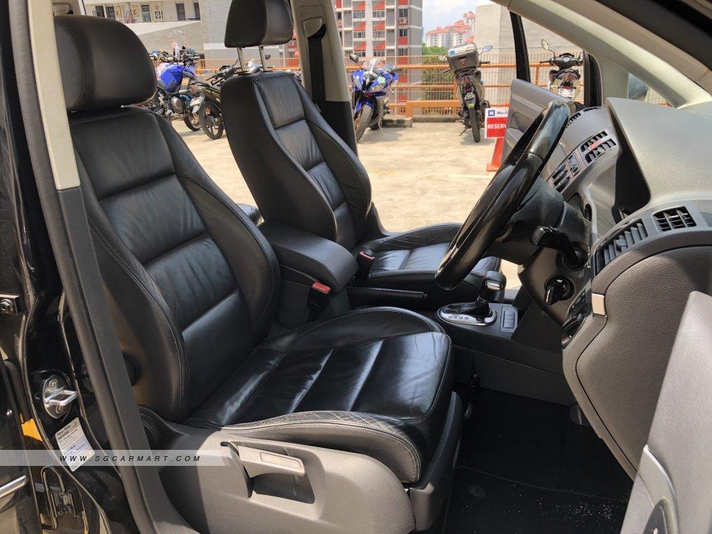Volkswagen Touran 1.4A TSI (New 5-yr COE)