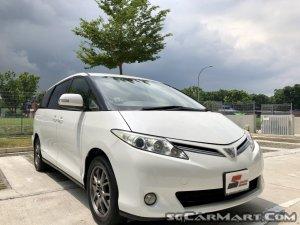 Toyota Estima 2.4A X (COE till 04/2029)