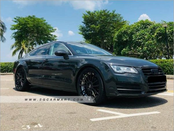 Used Audi A7 Car for Sale in Singapore, Euro Performance