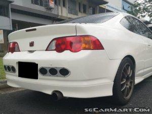 Honda Integra 2.0M GSR (COE till 05/2026)