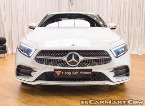Mercedes-Benz CLS-Class CLS350 AMG Line Premium Plus