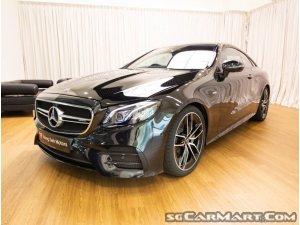 Mercedes-Benz E-Class E53 Coupe Mild Hybrid AMG 4MATIC