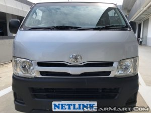 Used Toyota Hiace 3 0M (New 5-yr COE) Vehicle For Sale In Singapore