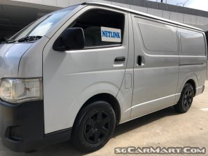 Toyota Hiace 3 0M (New 5-yr COE) for Sale by Net Link Partners Pte