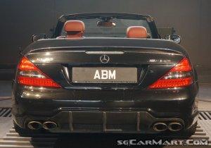 Mercedes-Benz SL-Class SL63 AMG (New 10-yr COE)