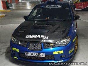 2006 Subaru WRX 2 5M (COE till 06/2021) Photos & Pictures Singapore
