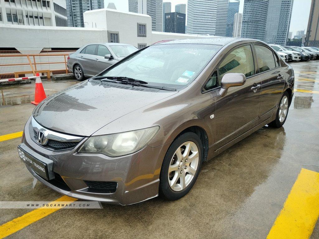 Honda Civic 1.6A VTi-S (New 5-yr COE)