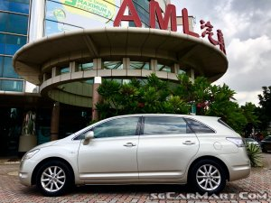 Used Toyota Mark X Zio 2 4A (COE till 04/2029) Car for Sale In