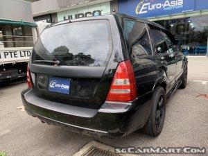 2006 Subaru Forester 2 0XT (COE till 05/2021) Photos