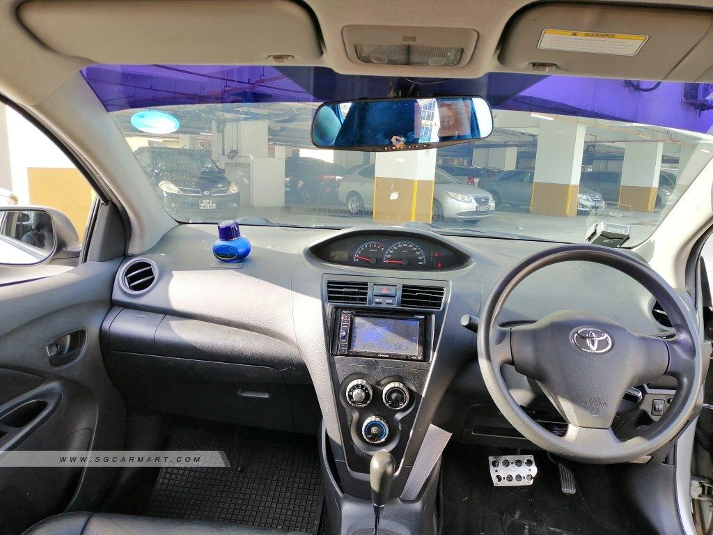 Toyota Vios 1.5A J (New 5-yr COE)