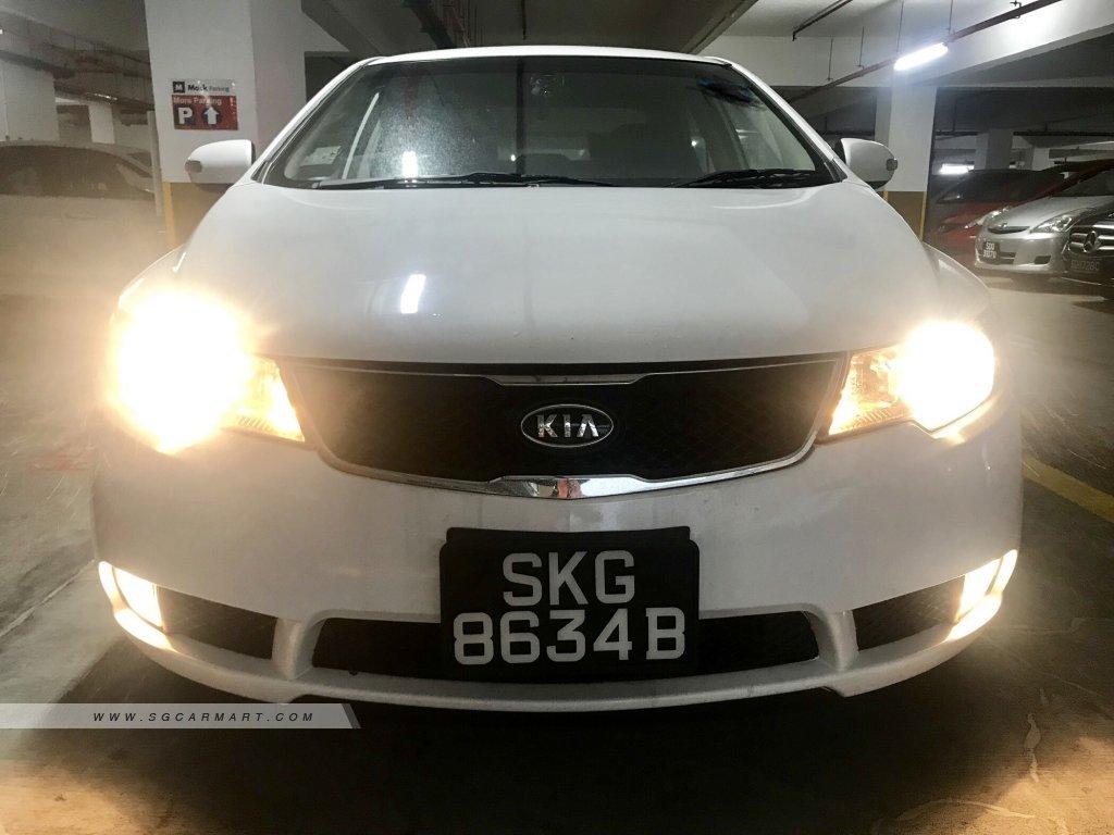 Kia Cerato Forte 1.6A SX (COE till 04/2024)