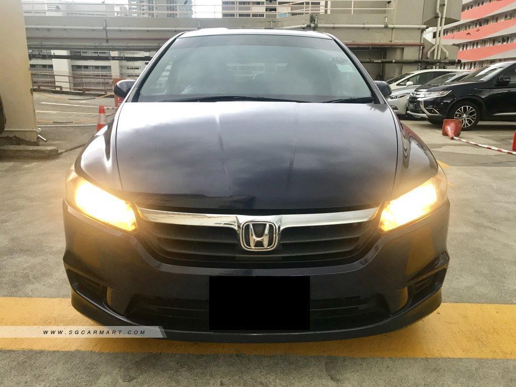 Honda Stream 1.8A X (COE till 04/2024)