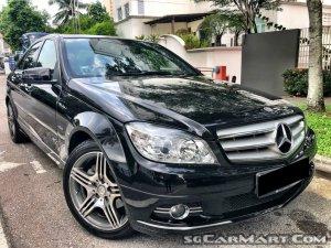 Mercedes-Benz C-Class C200K Avantgarde (COE till 04/2029)