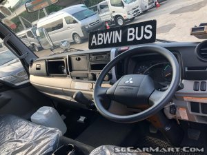 Mitsubishi Fuso Canter FEB21 for Sale by Abwin Bus | Singapore