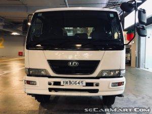 Nissan PKC37 (COE till 07/2023)