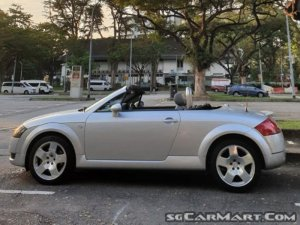 Used Audi Tt Roadster 1 8t Coe Till 12 2020 Car For Sale In