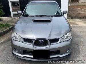 Subaru Impreza WRX 2.0A (COE till 07/2026)