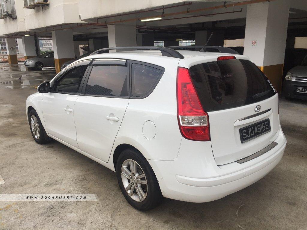 Hyundai i30 Wagon 1.6A (New 5-yr COE)