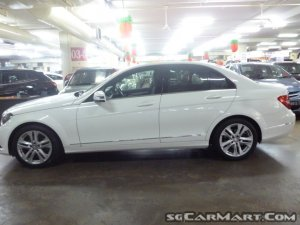 Used Mercedes-Benz C180 Car for Sale in Singapore, Rexy