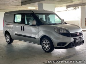 Used Fiat Doblo Cargo Maxi 1 6a Vehicle For Sale In Singapore Abwin