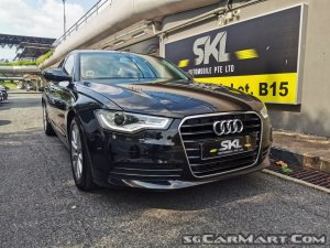 Audi A6 2.0A TFSI MU