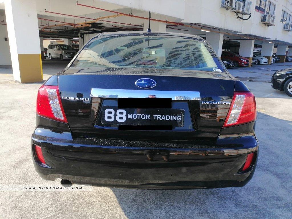 Subaru Impreza 4D 1.5R