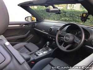 Audi A3 Cabriolet 1.4A TFSI S-tronic