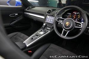 Porsche 718 Boxster 2.0A PDK