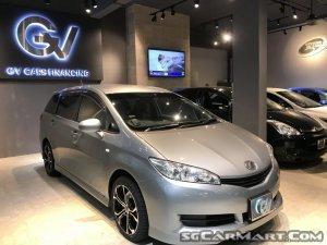 Toyota Wish 1.8A X (COE till 05/2024)