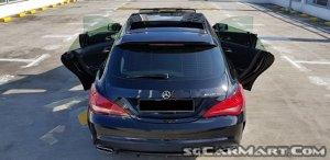 Mercedes-Benz CLA-Class CLA200 Shooting Brake AMG Line