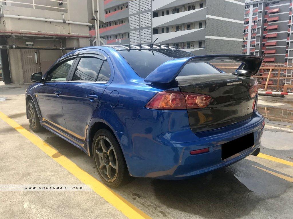 Mitsubishi Lancer EX 1.5A GLS (New 5-yr COE)